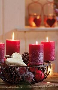 Обряд на любовь на восковой свече