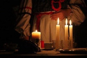 магия любви свечи
