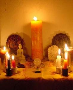 Вернуть любимого с помощью свечей