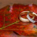 Обряд на кольцо на любовь