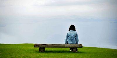 снять с себя одиночество самой