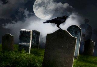 Кто делал обряд на деньги на кладбище