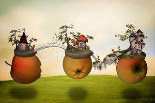 Магия Яблочного Спаса