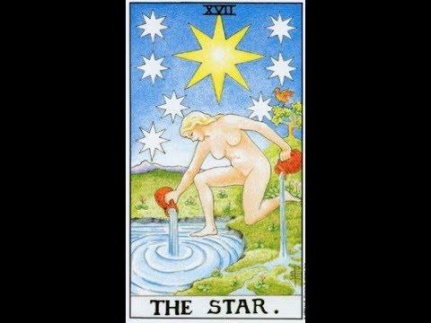 Урок 18 - старший аркан Звезда