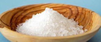 соль против порчи