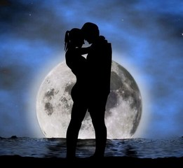 приворот мужчины на убывающую луну