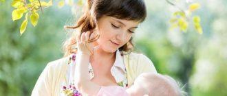кормить ребенка грудью во сне