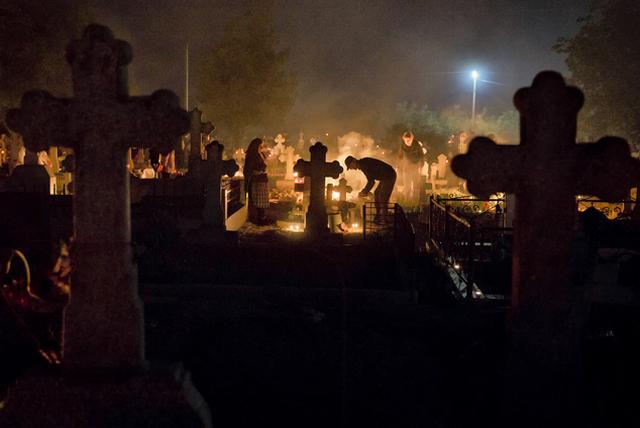 кладбище к чему снится