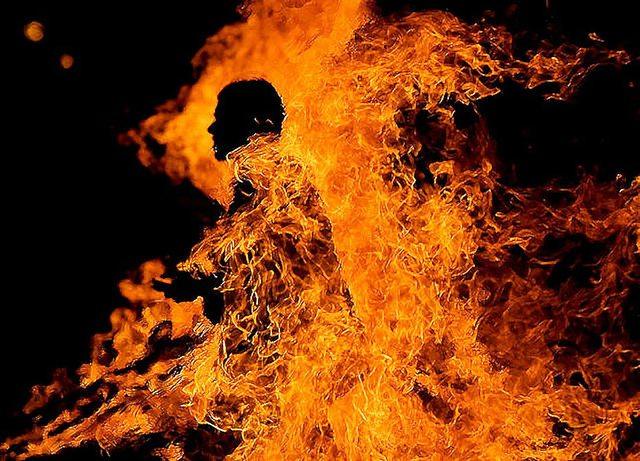 приснился огонь к чему