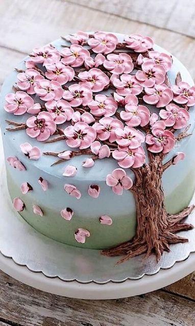 сон вкусный торт