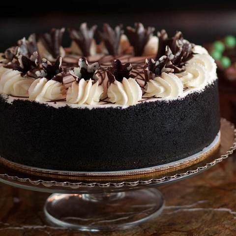 большой красивый торт во сне