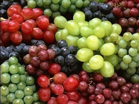 приснился сладкий виноград