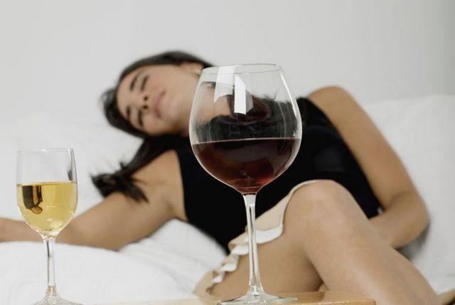 выпивший во сне