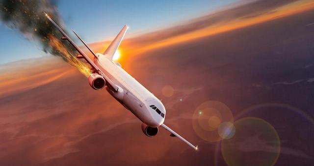 сон падает самолет