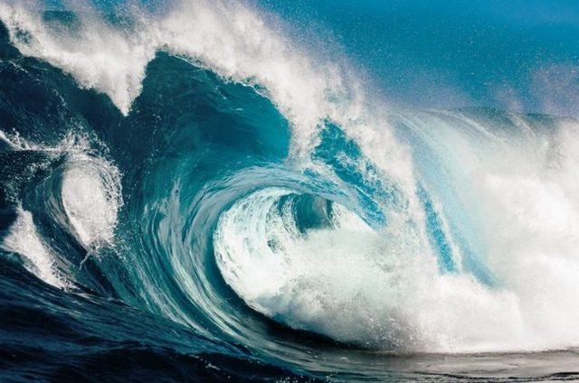 сон цунами, наводнение