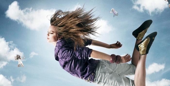 Сонник летать во сне с крыльями