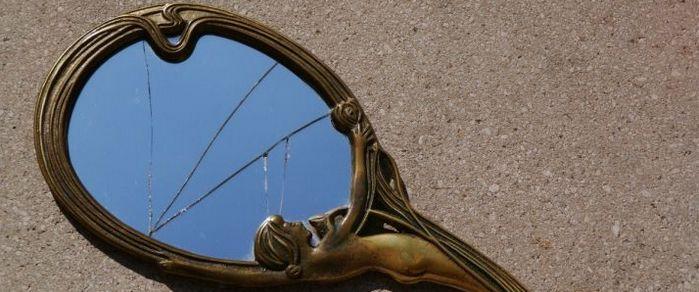 примета зеркало