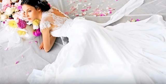 танцевать в свадебном