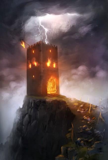 Башня Кроули