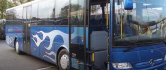 Сон пустой автобус