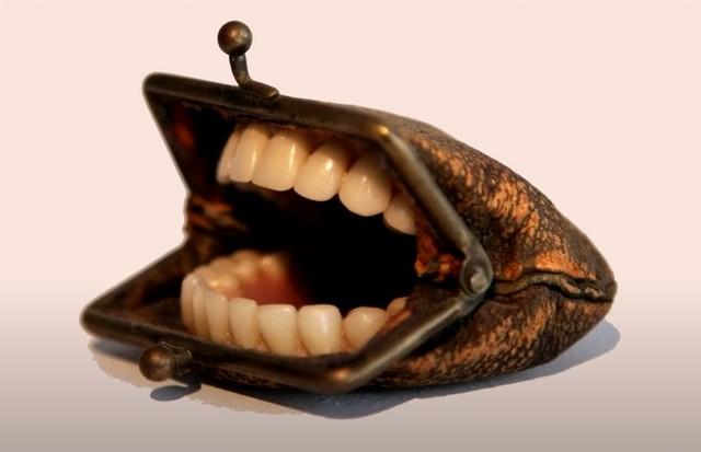 пригрезилась полная утратат зубов