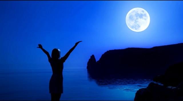 Что можно просить в полнолуние у Луны
