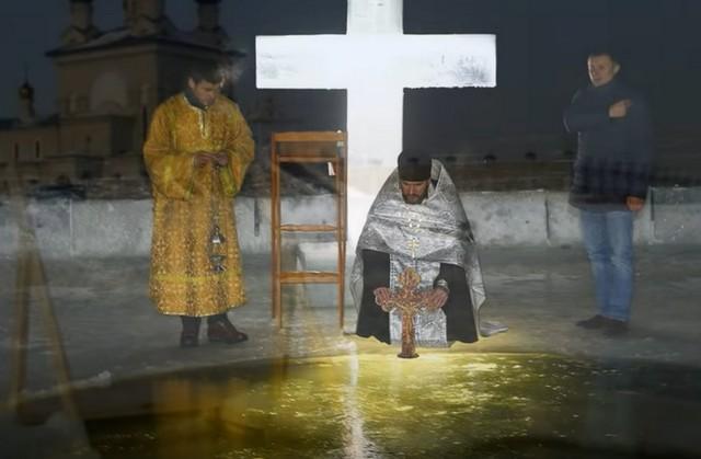 Молитвы на Крещение 19 января на здоровье и достаток