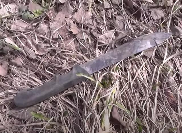 Приметы найти нож: что значит и что делать