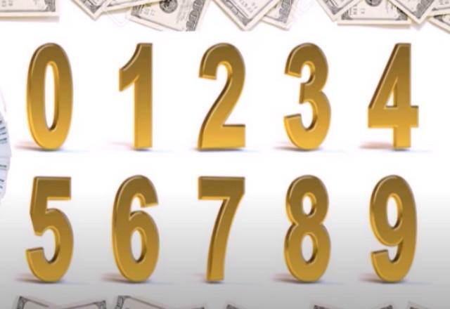 Цифры в номере телефона, приносящие удачу и деньги