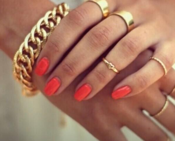 На каком пальце носить кольцо женщине для привлечения любви